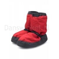 Bloch Warm-up Bootie Boots IM009 Red