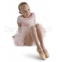 Bloch Glitterdust Full Sole Ballet Shoe Goud