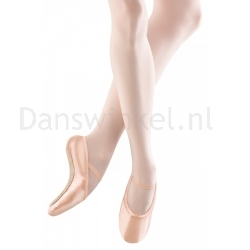 Bloch Stretch Satijn Balletschoen voor Meisjes