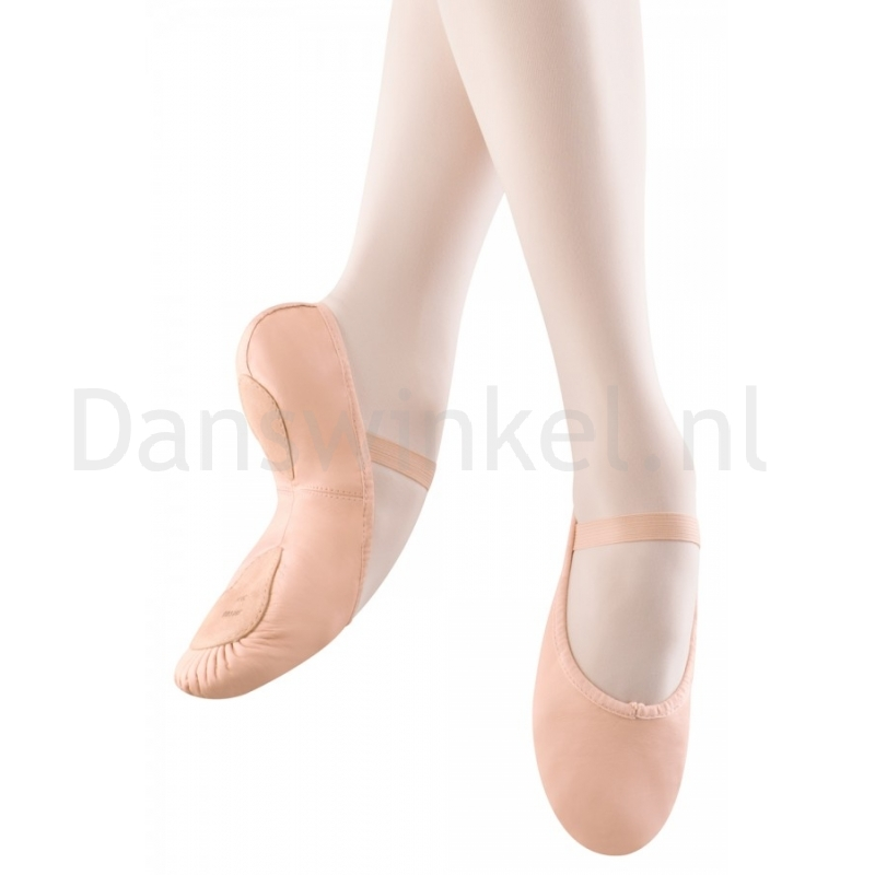 Bloch Arise Lederen Balletschoen Splitzool S0258