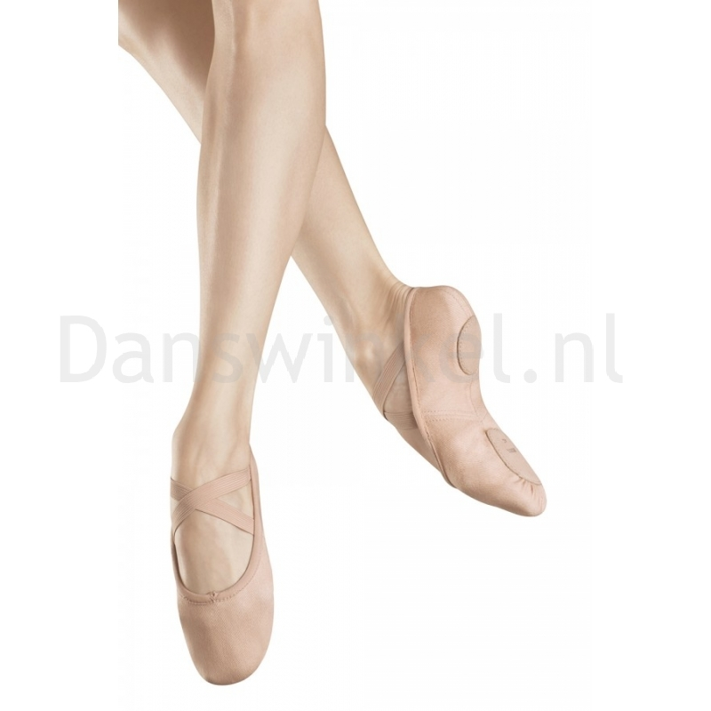 Bloch Zenith Stretch Canvas Balletschoen