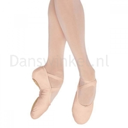 Bloch Pump Splitzool Canvas Balletschoen