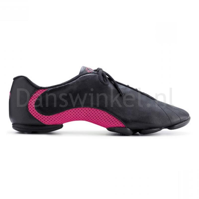 lage pink sneakers