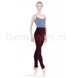 Bloch Marcy Roll Over Knitted Pants P0928