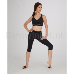 Capezio Capri Workout Pants