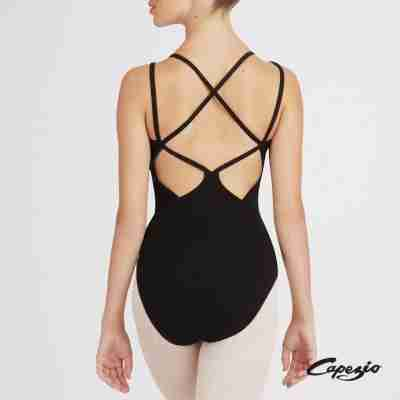 Capezio Lattice Back Camisole Leotard CC121
