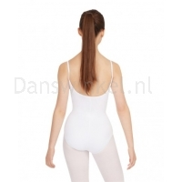 Capezio Princess Camisole Leotard (CC101) White