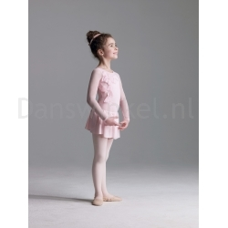 Capezio Asymmetrical Long Sleeve Leotard