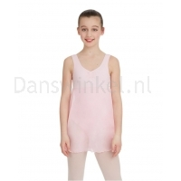 Capezio Empire Dress 3968C zalm roze