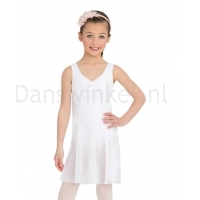 Capezio Empire Dress 3968C wit