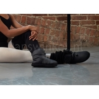 Capezio scrunch bootie Warm Up in de balletles