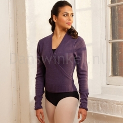 Capezio Classic Knits Wrap Sweater CS301
