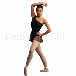 Capezio One-Shoulder  Leotard 10186