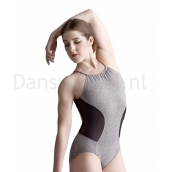 Capezio Camisole leotard with plunging front cutout 10685W