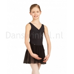 Capezio Tank leotard met pinch MC201C