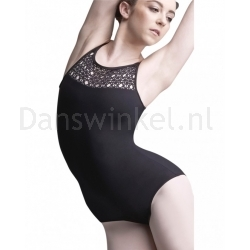 Capezio Diamond Halter Leotard MC812W