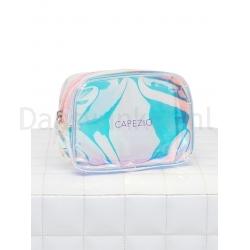 Capezio Holografische make-up tas