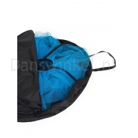 Capezio Holografische make-up tas