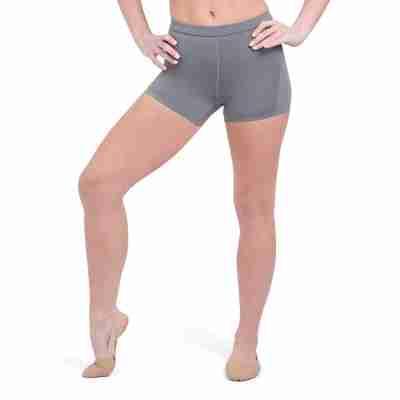 Capezio Tech Shorts grijs