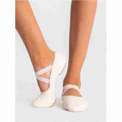 Capezio Hanami Leather Ballet Shoenen voor kinderen