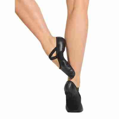 Capezio Hanami Splitzool Balletschoenen van Leer voor Volwassenen