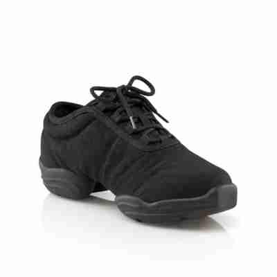 Capezio Canvas Dansneaker® DS03 zwart