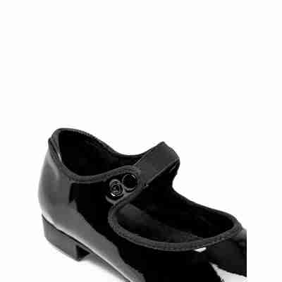 Capezio Shuffle Tap Shoe detail