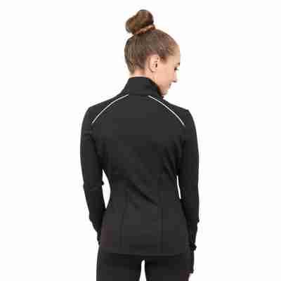 Capezio Dance Active Jacket zwart achterkant