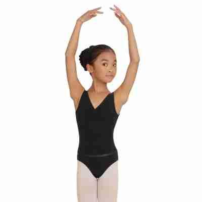 capezio balletpakje voor kinderen zwart