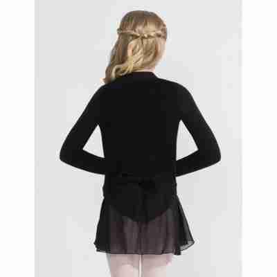 Capezio Wrap Sweater Meisjes achterzijd