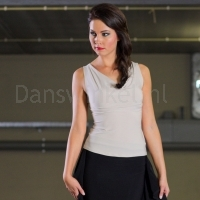 DanceLife Top Thalia Beige
