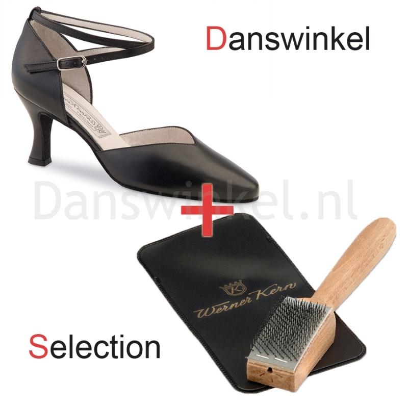 Werner Kern Betty Nappa Black Danswinkel Selection
