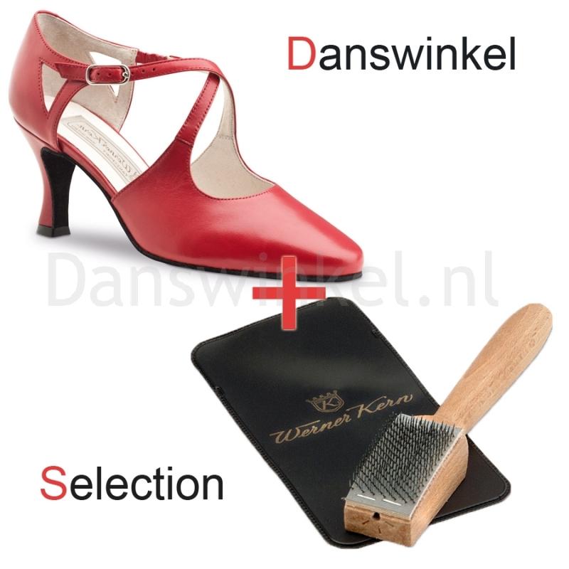 Werner Kern Ines Nappa Red Danswinkel Selection