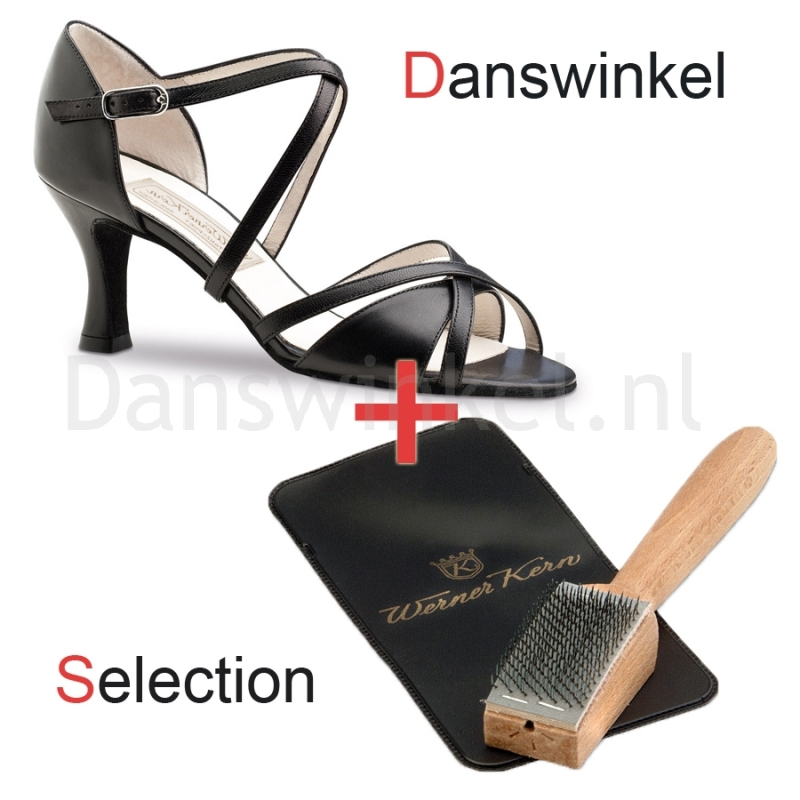 Werner Kern July Nappa Black Danswinkel Selection