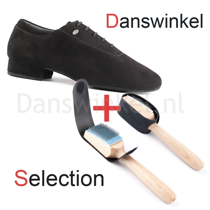 Portdance PD020 Premium Nubuck Danswinkkel Selection