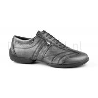 Portdance PD Pietro Street Grey Leather