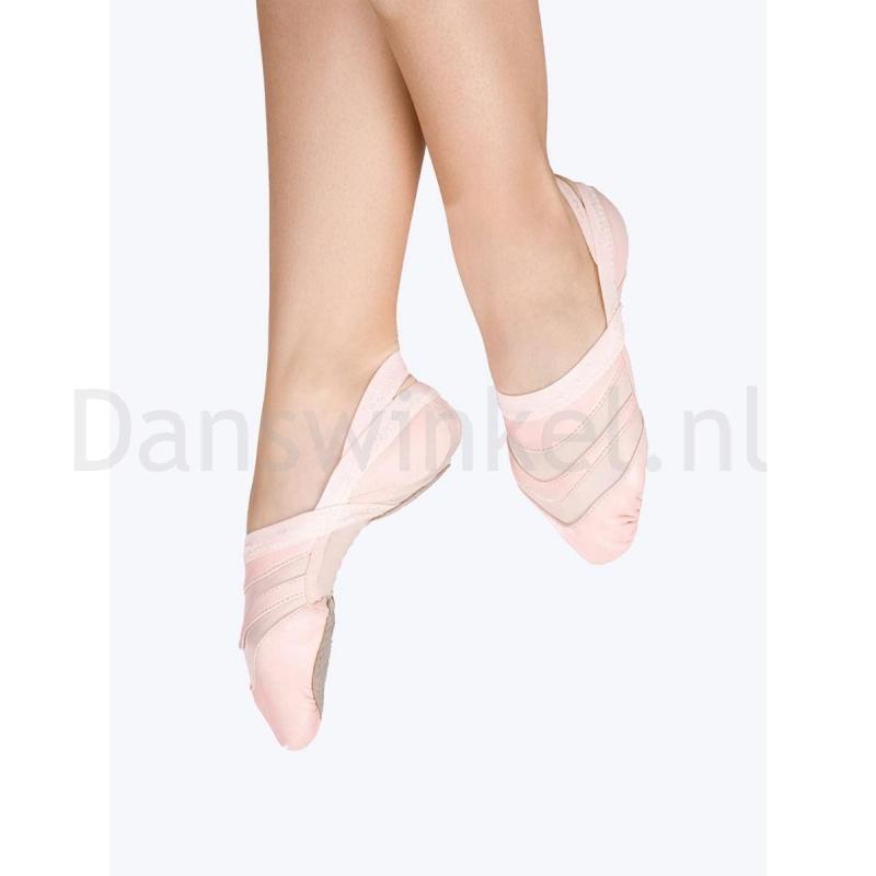 Capezio Freeform roze dansschoen voor ballet jazz moderne dans