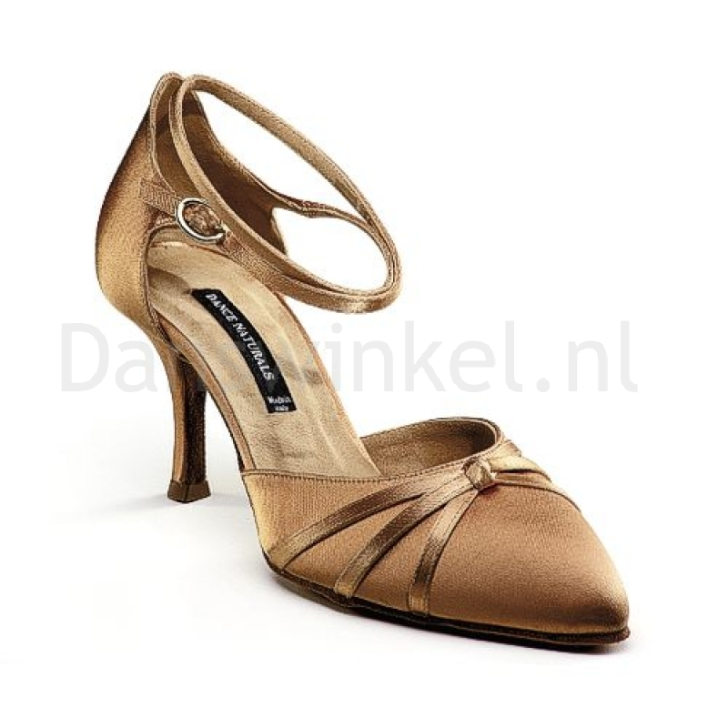 Dance Naturals Art. 28 Diva Tan Bronze Satin