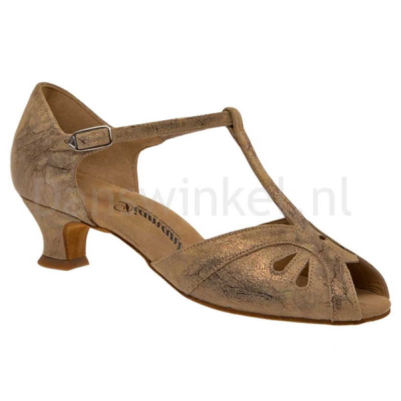 Diamant Dames Latin dansschoenen 019011311