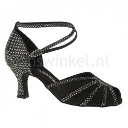 Diamant Dames Latin Dansschoenen 020077183