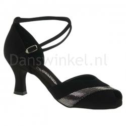 Diamant Dames Latin Dansschoenen 039060119