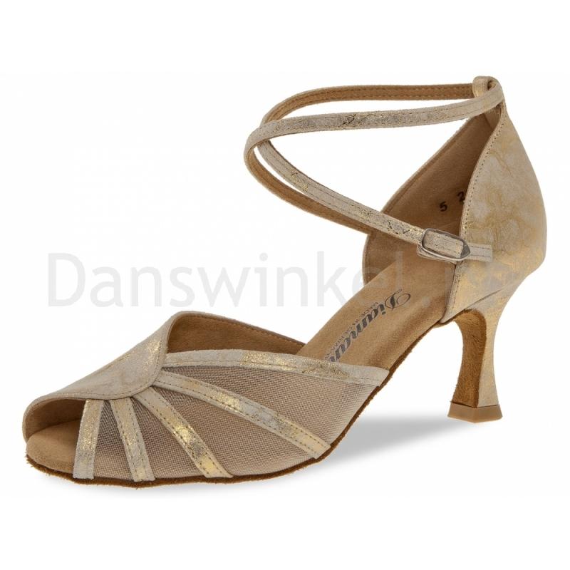 Diamant Dames Latin dansschoenen 020087017