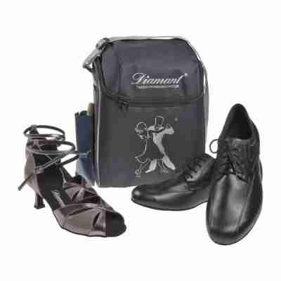 Diamant danstas voor dansschoenen en accessoires