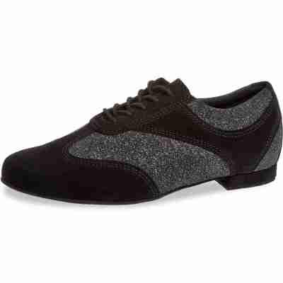 Diamant Dames Ballroom Dansschoenen met Veters 183005547