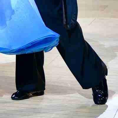 IDS Heren BallroomSchoenen CONTRA PRO - BLACK PATENT SALE
