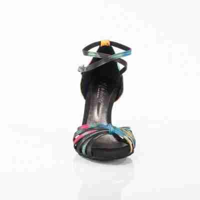 Multicolor latin dansschoen dames Lidmag 210 voor