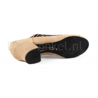 Portdance PD703 Tiger beige suede zool