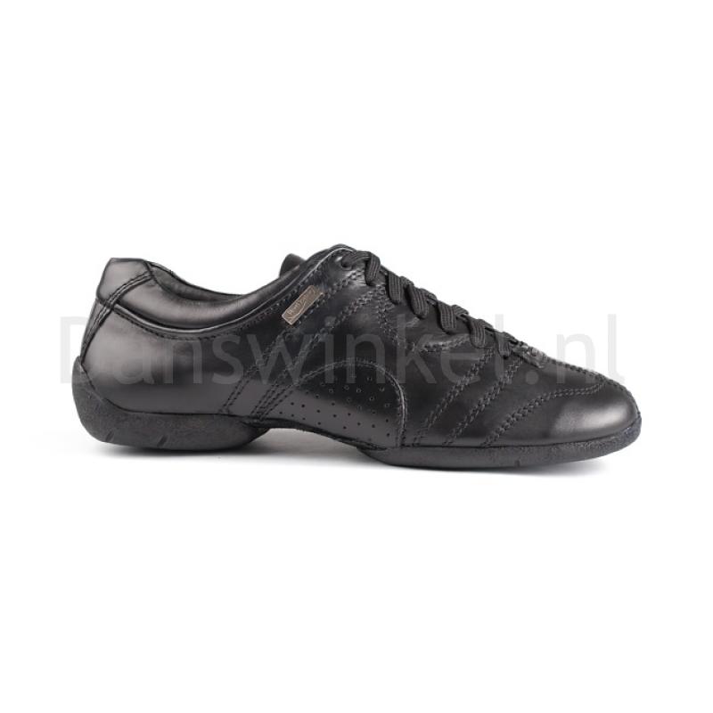 Portdance casual PD001 Sneaker Zool zwart