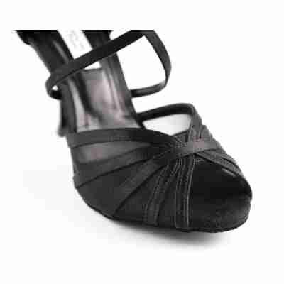 Portdance PD807 Pro Premium dames dansschoenen open teen