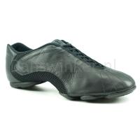 lage zwarte sneakers